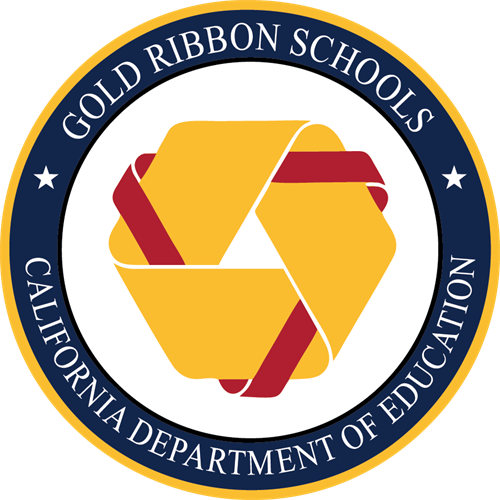 California Department of Education Gold Ribbon Schools icon